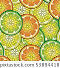 OrangePatternCitrus 53894418
