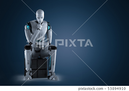 ai robot think or compute 53894910