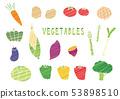 各種蔬菜設置 53898510
