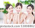skin care asian women friend 53898862