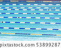 competition swimming lanes 53899287