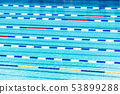 competition swimming lanes 53899288