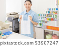 Convenience store 53907247