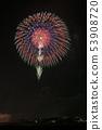 데가 누마 불꽃 놀이 치바현 카시와시 치바현 아비코시 53908720