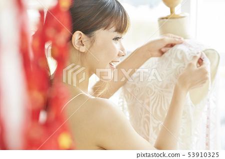 女服裝設計師 53910325