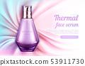 血清 瓶子 熱能 53911730