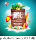 夏天 夏 销售 53913587
