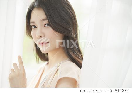 여성 미용 53916075