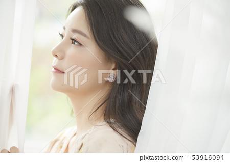 여성 미용 53916094