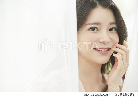 여성 미용 53916098