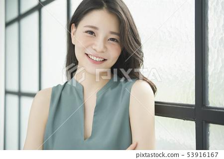 여성 비즈니스 53916167