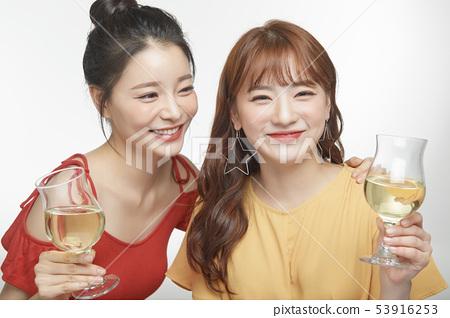 여성 파티 53916253