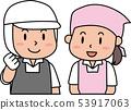 工作职业食品青年 53917063