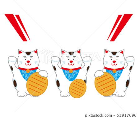 貓招手貓 53917696