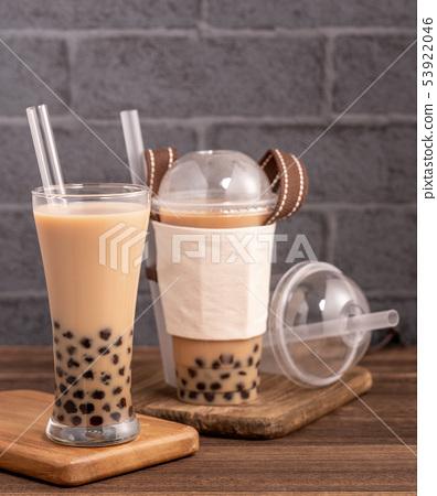 台灣小茶波霸奶茶木薯粉木薯奶茶吸管 53922046