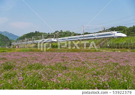 東海道新幹線N700系列和Renge領域 53922379