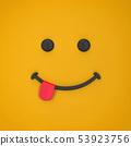 Smiley face emoji 53923756