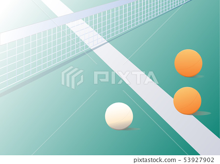 table tennis background  53927902