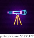 Telescope Neon Label 53933427