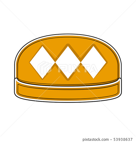 Isolated Golden Crown Icon Cartoon Style Stock Illustration 53938637 Pixta Free golden crown cliparts, download free clip art, free. pixta