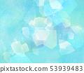 배경 - 여름 - 소다 - 얼음 - 블루 53939483