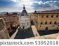 Pistoia city Italy - Baptistery of San Giovanni 53952018