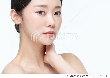 여성 미용 53953591