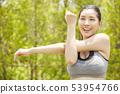 女性運動健康 53954766