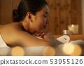 女人美容spa 53955126