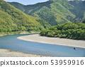 Shimanto River 53959916