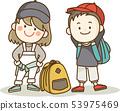 孩子們去遠足,遠足和課外活動 53975469