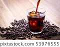 아이스 커피 53976555