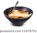 Taiwanese Tofu Pudding Dessert (Douhua-Soybean) 53978792