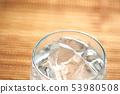 Awamori Shochu Lock Shochu Lock Awamori Lock Water Lock Ice Lock Ice Glass Copy Space 53980508