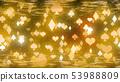 เครื่องหมายบัตรเล่นเอฟเฟกต์ Sparkly Particle 53988809