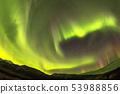 알래스카 오로라 aurora generated near Alaska Fairbanks 53988856