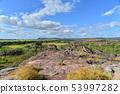호주의 세계 복합 유산 카카 두 국립 공원의 풍경 53997282