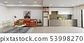 modern studio interior. 53998270