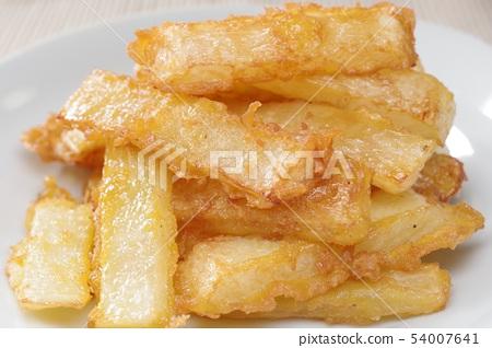 Radish tempura 54007641