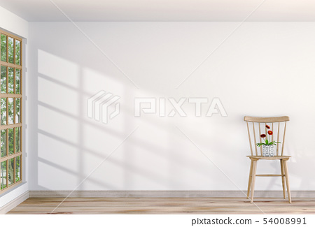 interior living room with chair 54008991