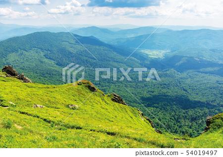 summer mountain landscape 54019497