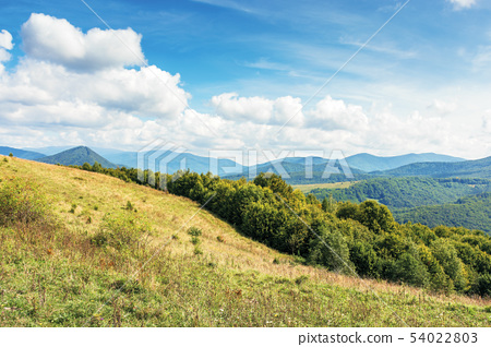 sunny september countryside in mountains 54022803