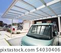 Residential garage 54030406