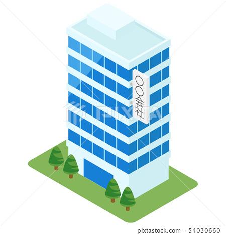 一座摩天大樓 54030660