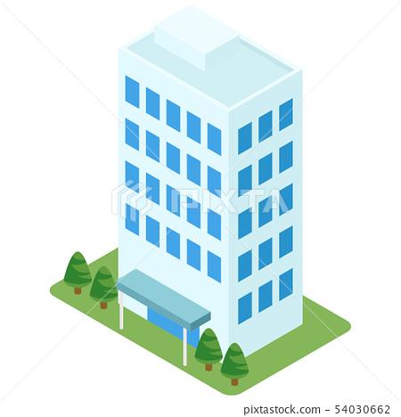 一座摩天大樓 54030662