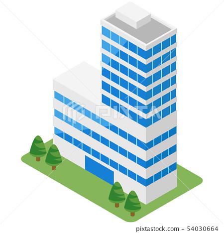 一座摩天大樓 54030664