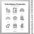 Veterinary elements Line pack 54030946