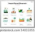 Smart farm elements flat pack 54031055