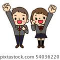 男人和女人_膽量擺在學校的衣服 54036220