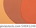 Close up of blush texture. 54041246